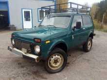 Пермь 4x4 2121 Нива 1999