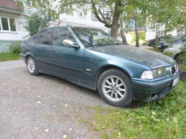 BMW 3-Series, 1997 год, 135 000 руб.