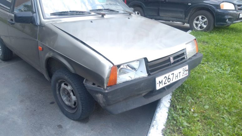 Лада 2109, 2002 год, 55 000 руб.