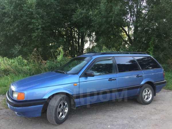 Volkswagen Passat, 1992 год, 170 000 руб.