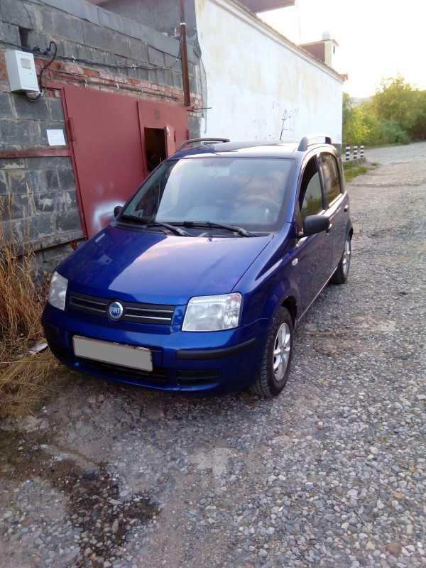 Fiat Panda, 2007 год, 190 000 руб.