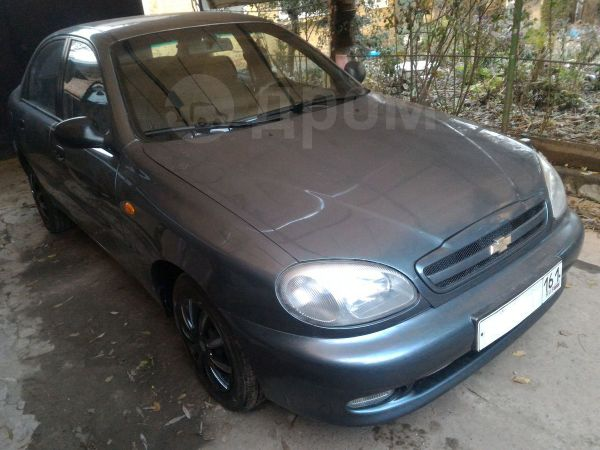 Chevrolet Lanos, 2007 год, 98 000 руб.