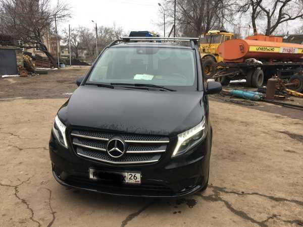 Mercedes-Benz Vito, 2016 год, 2 800 000 руб.