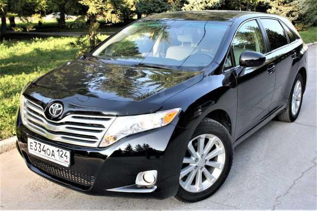 Toyota Venza, 2009 год, 1 160 000 руб.
