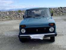 Северобайкальск 4x4 2121 Нива 2004