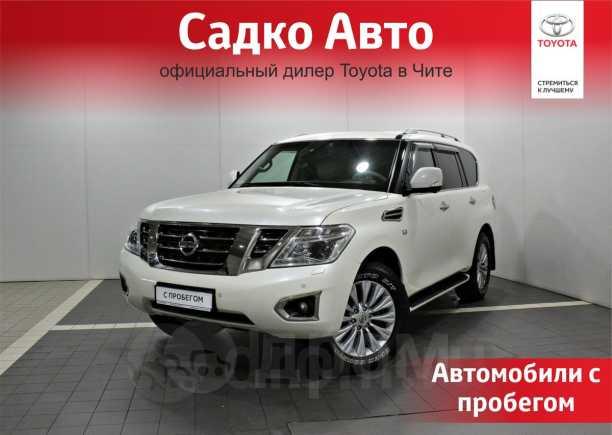 Nissan Patrol, 2014 год, 2 299 000 руб.