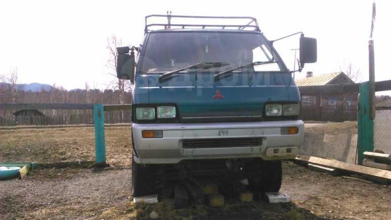 Mitsubishi Delica, 1989 год, 229 000 руб.