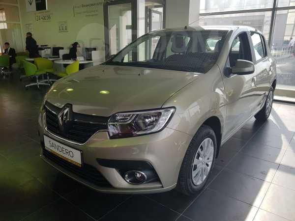 Renault Sandero, 2018 год, 690 746 руб.
