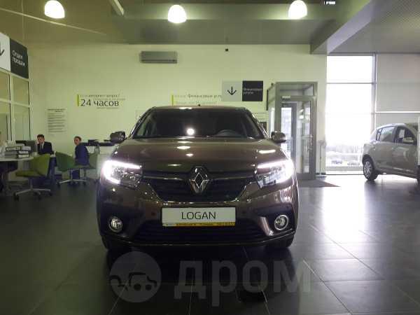 Renault Logan, 2018 год, 795 000 руб.