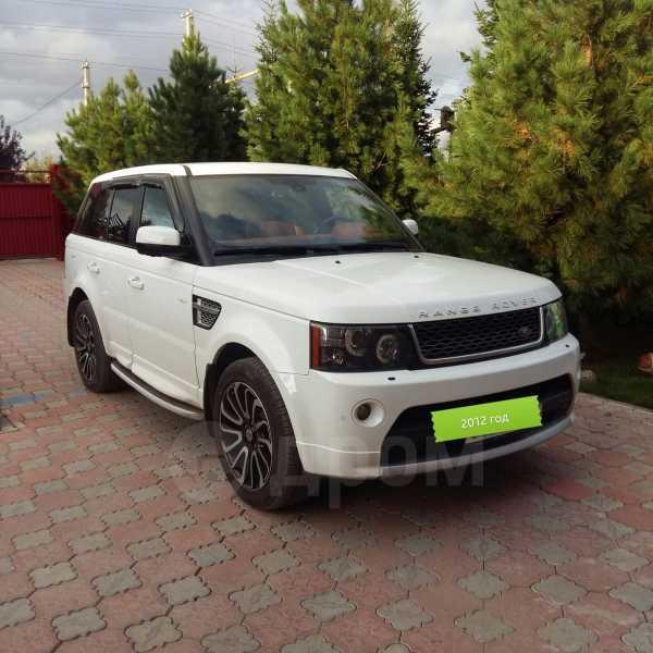 Land Rover Range Rover Sport, 2012 год, 2 050 000 руб.