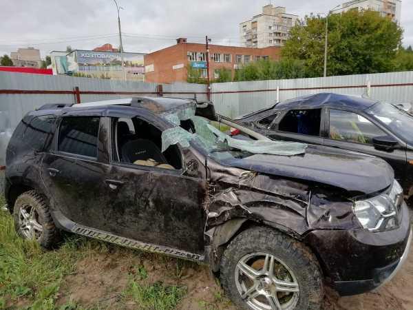Renault Duster, 2018 год, 370 000 руб.