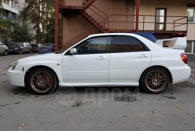 Subaru Impreza WRX STI, 2003 год, 499 000 руб.