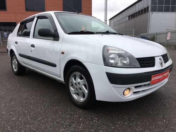 Renault Symbol, 2002 год, 153 000 руб.
