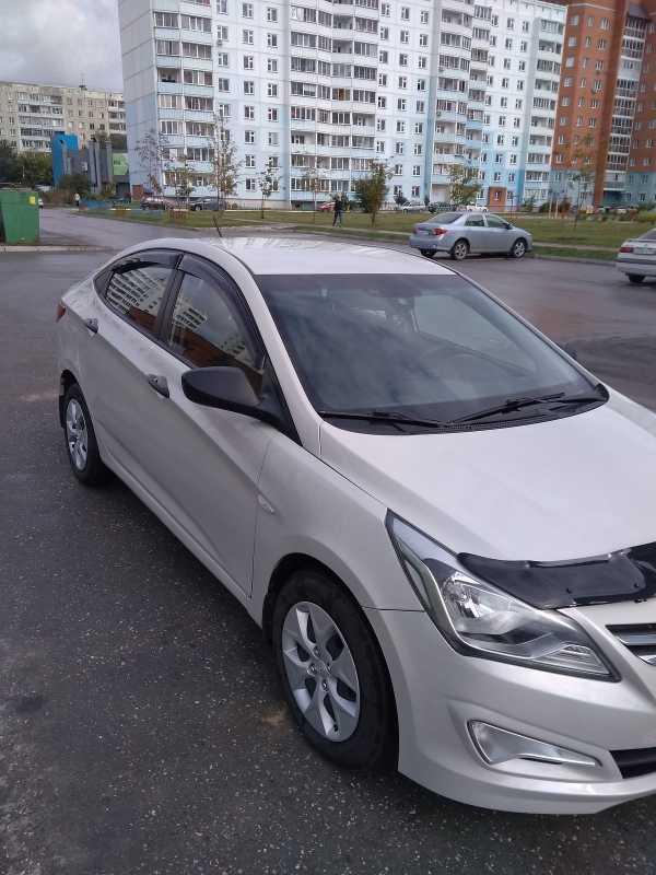 Hyundai Solaris, 2014 год, 490 000 руб.