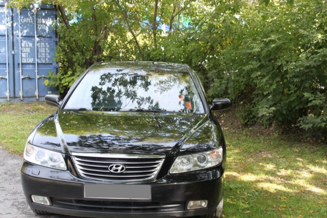 Hyundai Grandeur, 2008 год, 690 000 руб.