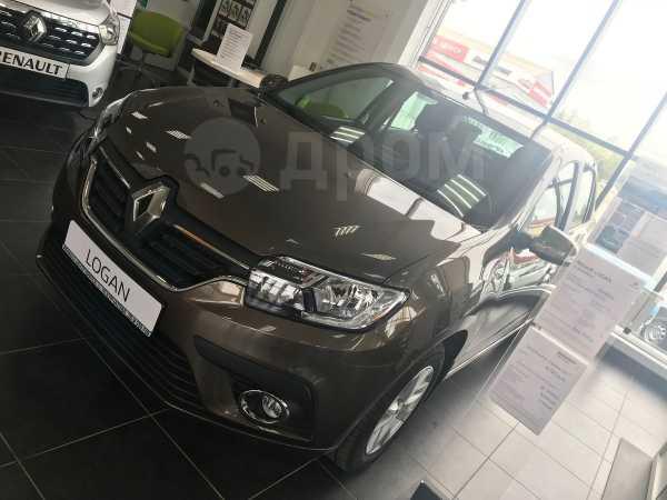 Renault Logan, 2018 год, 799 970 руб.