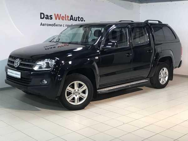 Volkswagen Amarok, 2013 год, 1 025 000 руб.
