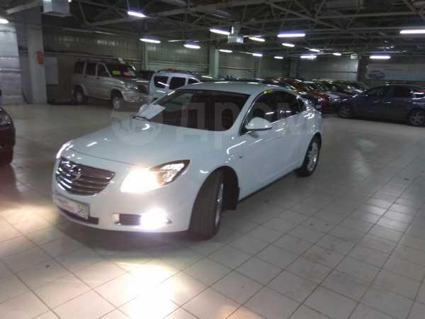 Opel Insignia, 2012 год, 698 000 руб.