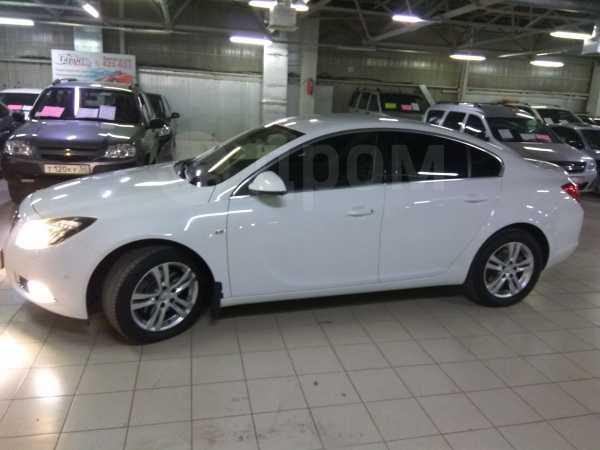 Opel Insignia, 2012 год, 685 000 руб.
