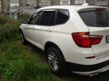 Североморск BMW X3 2013