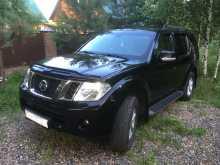 Новокузнецк Pathfinder 2010