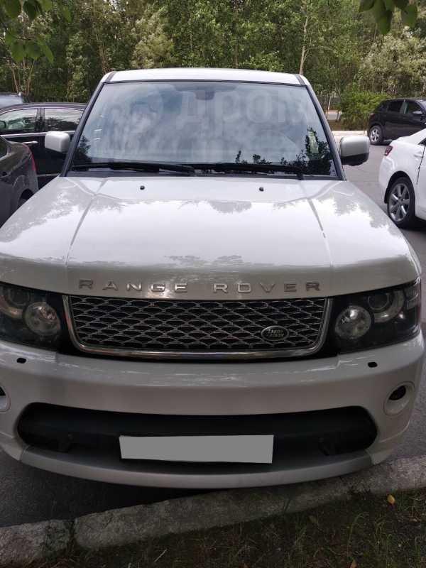 Land Rover Range Rover Sport, 2012 год, 1 800 000 руб.