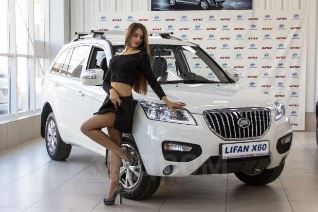 Lifan X60, 2016 год, 755 000 руб.