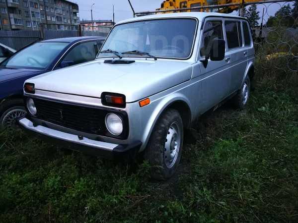 Лада 4x4 2131 Нива, 2002 год, 130 000 руб.