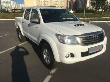 Хабаровск Hilux Pick Up 2014