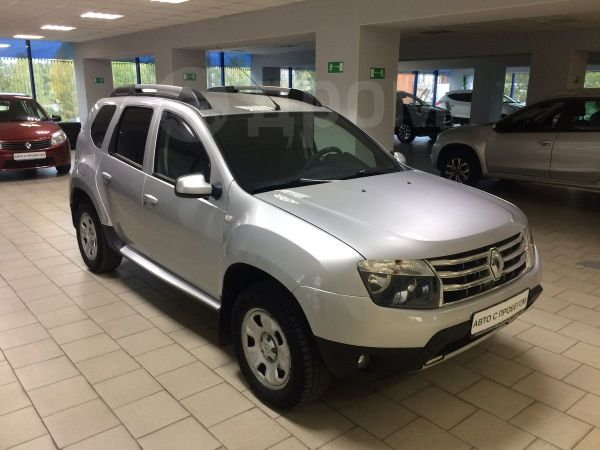 Renault Duster, 2013 год, 589 000 руб.