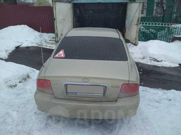 Hyundai Sonata, 2004 год, 240 000 руб.