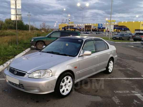Honda Civic Ferio, 1999 год, 187 000 руб.