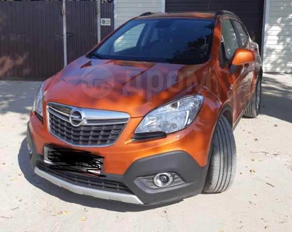 Opel Mokka, 2014 год, 770 000 руб.