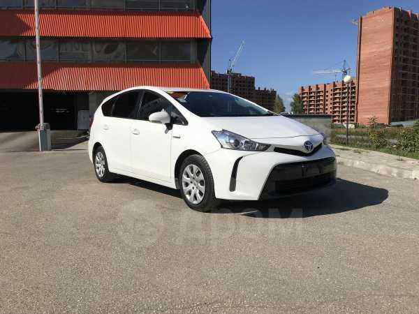 Toyota Prius a, 2015 год, 1 075 000 руб.