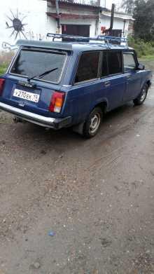 Усть-Абакан 2104 1999