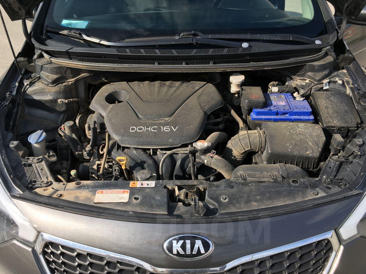 2013 Kia Cerato Under Hood 710 000