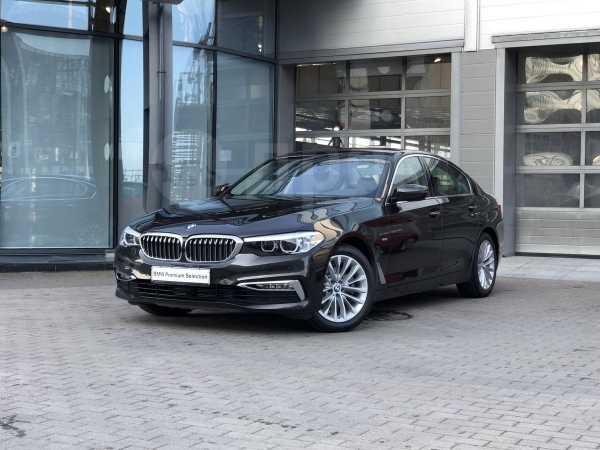 BMW 5-Series, 2018 год, 3 380 000 руб.
