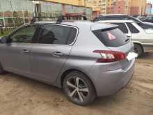 Новый Уренгой Peugeot 308 2014