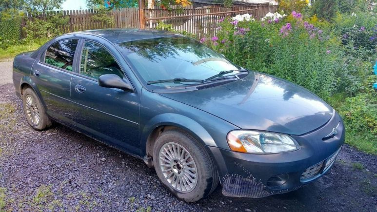 Chrysler Sebring, 2002 год, 150 000 руб.