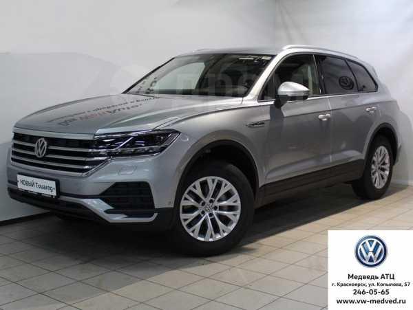 Volkswagen Touareg, 2018 год, 4 848 208 руб.