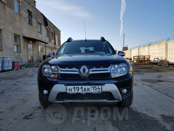 Renault Duster, 2018 год, 900 000 руб.