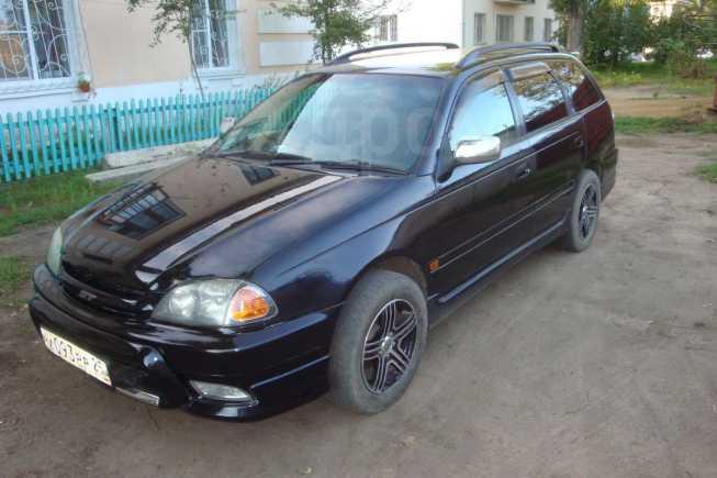 Toyota Caldina, 2001 год, 395 000 руб.