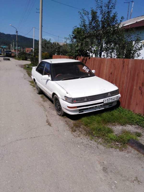 Toyota Sprinter, 1987 год, 60 000 руб.