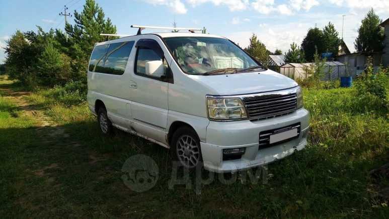 Nissan Caravan, 1999 год, 370 000 руб.