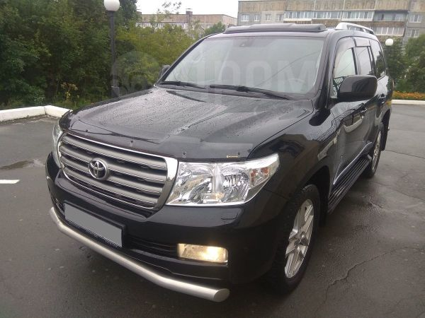 Toyota Land Cruiser, 2011 год, 2 180 000 руб.