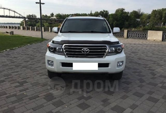 Toyota Land Cruiser, 2014 год, 2 435 000 руб.