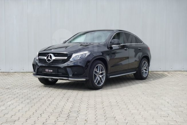 Mercedes-Benz GLE Coupe, 2018 год, 6 481 149 руб.