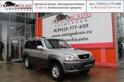 Красноярск Terracan 2003