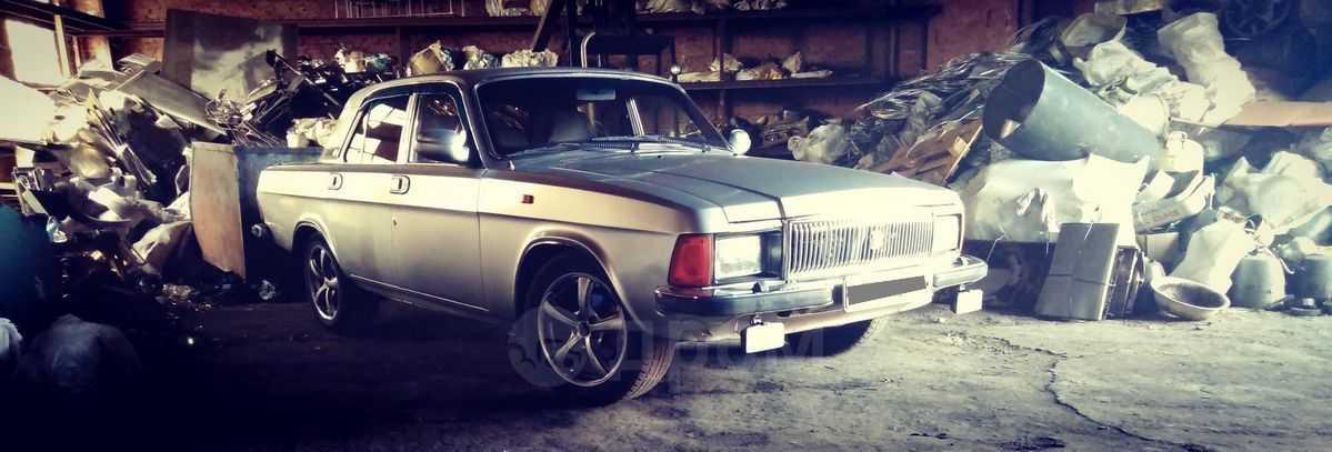 ГАЗ 3102 Волга, 2004 год, 160 000 руб.