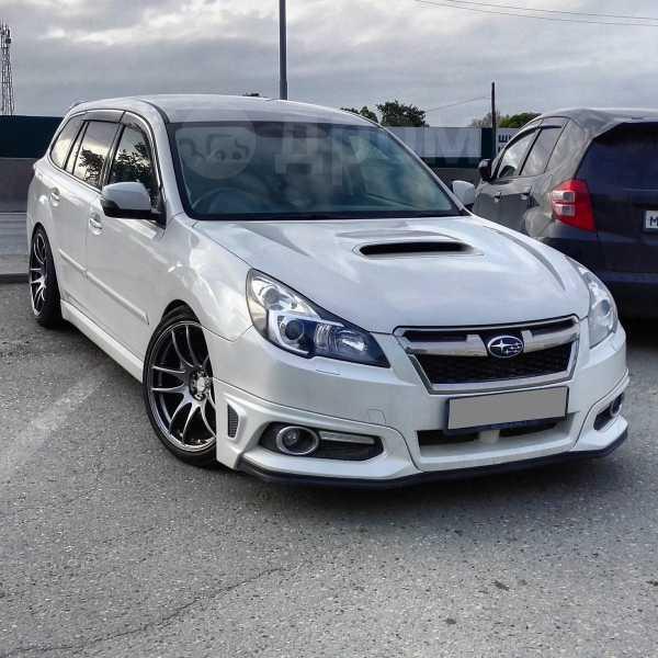 Subaru Legacy, 2012 год, 1 100 000 руб.
